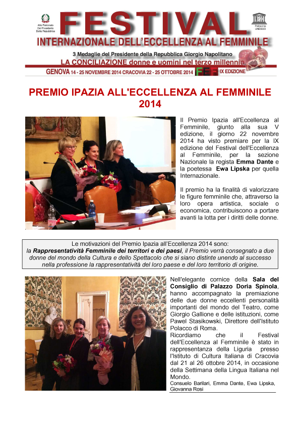 Doc. conclusivo Premio Ipazia all'Eccellenza copy