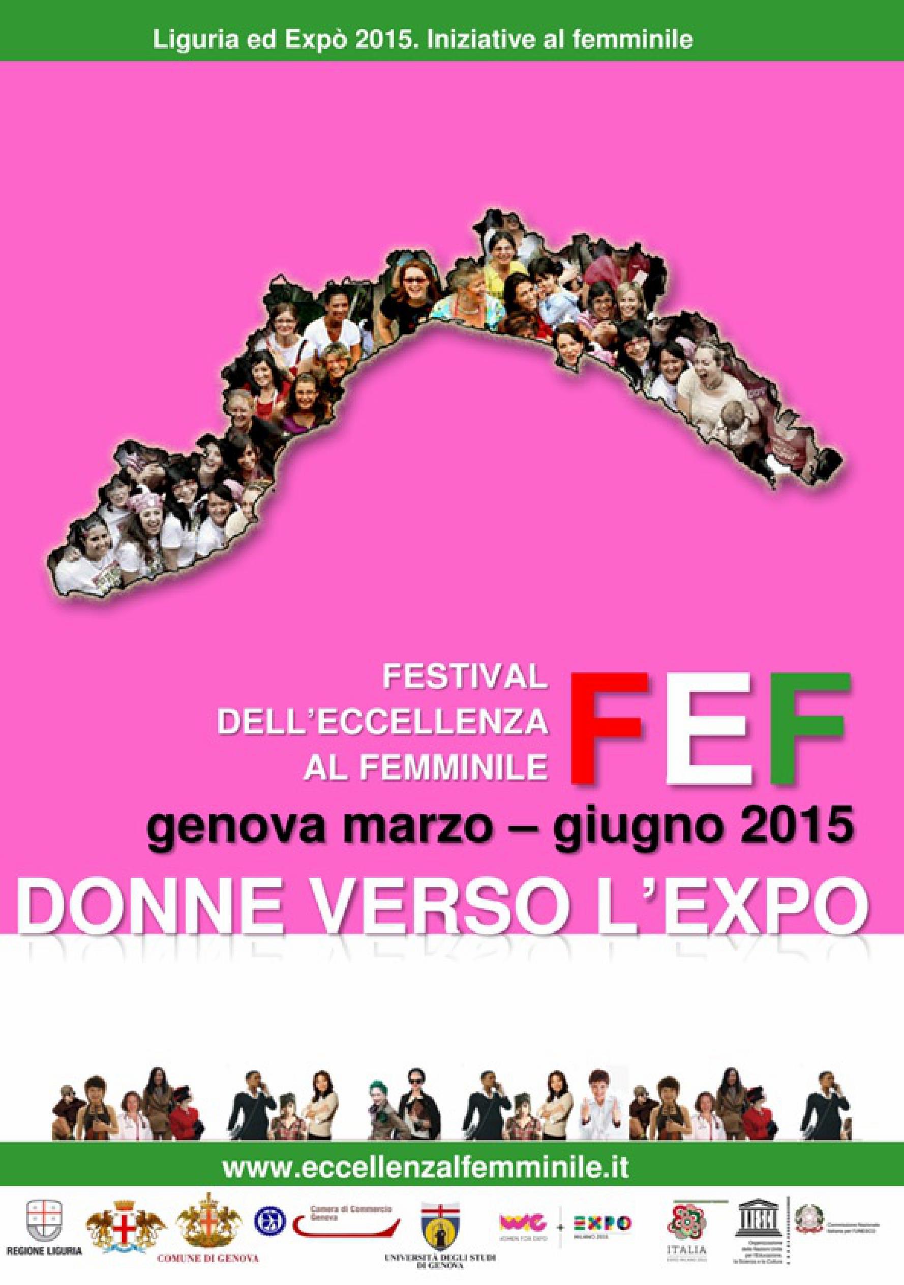 DONNE VERSO L'EXPO 01